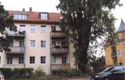 Schöne 3 Raum Wohnung mit Balkon in Seidnitz