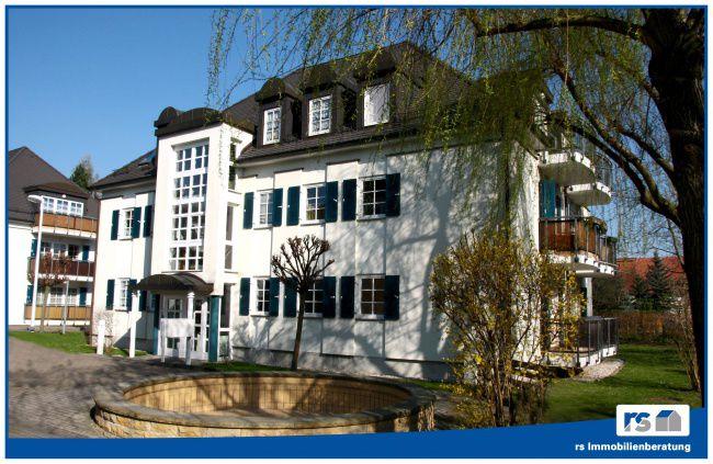 Stadtvilla: entzückende 1-Raum Wohnung in Laubegast