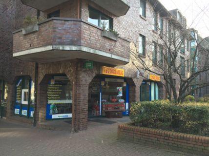 Kleine Gewerbe- bzw. Bürofläche (kein Kiosk)