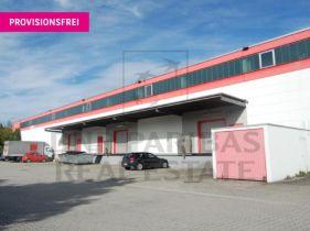 Halle in Kirchheim  - Heimstetten