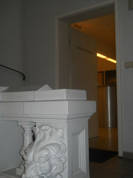 Büro-/ Praxisfläche im Zentrum von Saarbrücken ***provisionsfrei***