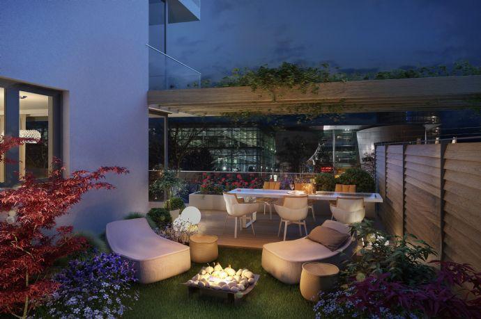 1./6 4 Zimmer - Wohlfühloase - mit eigenem Garten im 2. Obergeschoss