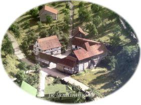 Bauernhaus in Reichelsheim  - Beerfurth