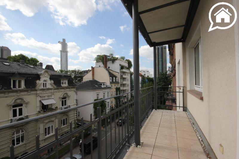 Tolle 3-Zimmerwohnung in bester Westendlage mit großem Balkon
