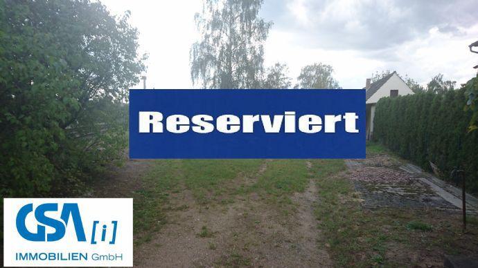 Grundstück für EFH in 01640 Coswig , Südausrichtung , 740m² , VB 99.000 €