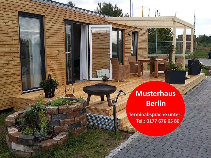 Mobiles Haus, Modulhaus oder Fertighaus? Ihr neues Eigenheim oder Ferienhaus für Dresden
