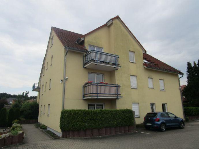 Attraktives Anlageobjekt: ETW mit Balkon + SP in Königsbrück