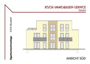Dachgeschosswohnung in Wunstorf  - Wunstorf