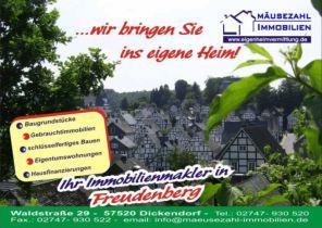 Wohnung in Freudenberg  - Alchen