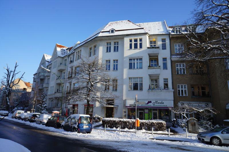 Schöne Souterrainwohnung im Rheingauviertel