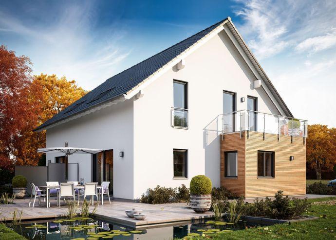 Ein Haus - zwei Wohnungen - Günstig Bauen mit Freunden oder Familie
