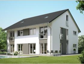 Doppelhaushälfte in Wuppertal  - Langerfeld