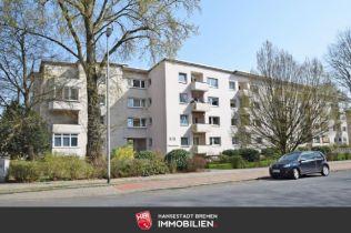 Wohnanlage in Bremen  - Gartenstadt Süd