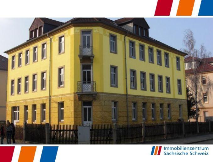 fairmietung: 2 Raumwohnung in ruhiger und doch zentraler Lage von Heidenau!