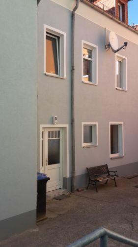 Achtung !!!  im Zentrum  von Nossen  2 Raum  Wohnung