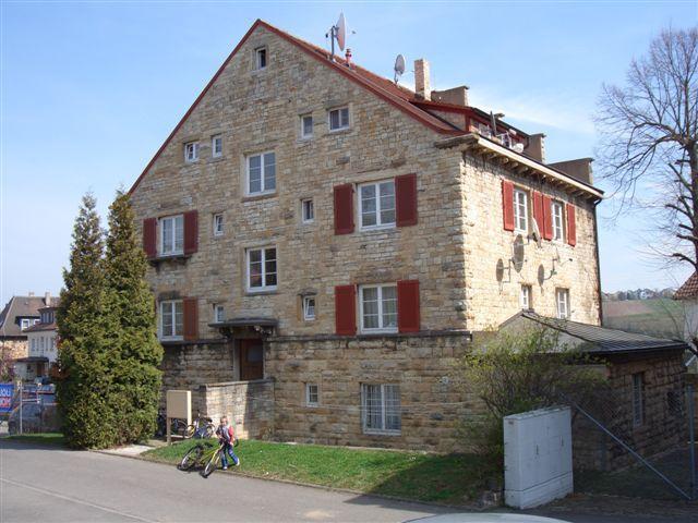 3-Zi-DG-Wohnung in Stuttgart-Münster