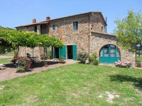 Bauernhaus in Casale Marittimo