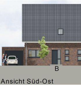 Doppelhaushälfte in Gronau  - Epe