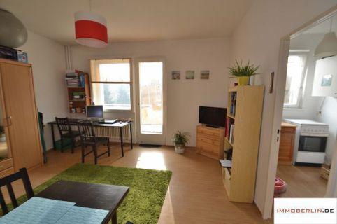IMMOBERLIN: Wohlfühllage! Helle Wohnung mit ruhigem Südbalkon