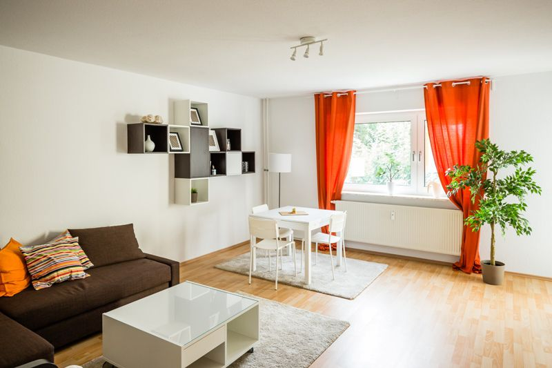 Kleinfamilienglück auf über 56m²! inkl. Balkon - Perfekt auch für Paare allen Alters!