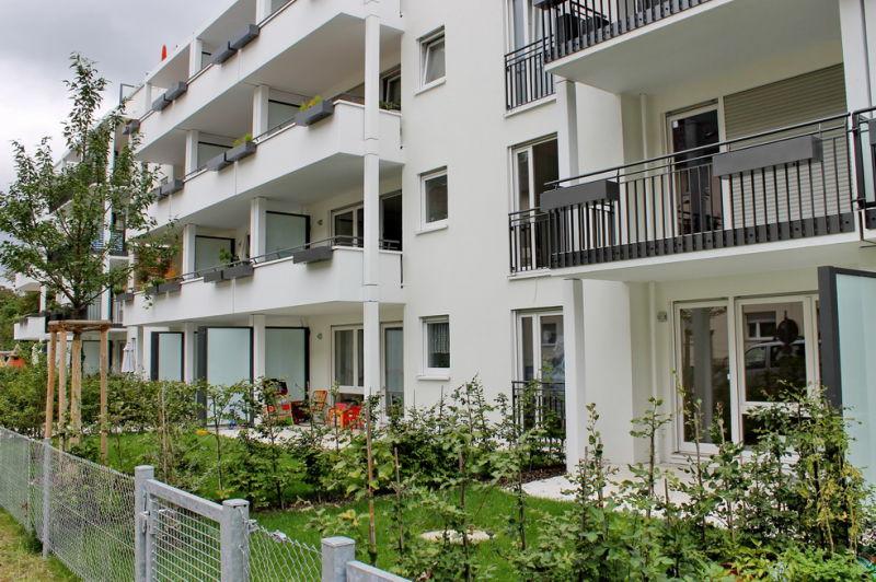 Wohnungen mieten m nchen sendling westpark mietwohnungen for Mietwohnungen mieten