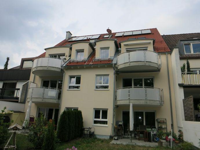 Harlaching, Luxus 3 Zi. Whg. in KFW40 -Haus
