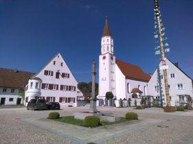 Doppelhaushälfte in Tussenhausen  - Tussenhausen