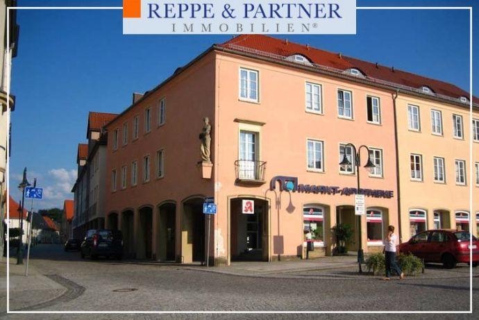 1-Raum-Wohnung mit Einbauküche im Zentrum von Neustadt i. Sa. zu vermieten