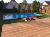 Praktisches 1-Fam.-Haus mit Pool und Gewerbeeinheit