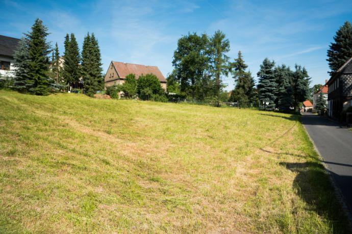 Grundstück in ruhiger Lage im Ortskern von Oderwitz