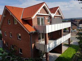 Dachgeschosswohnung in Borgholzhausen  - Borgholzhausen