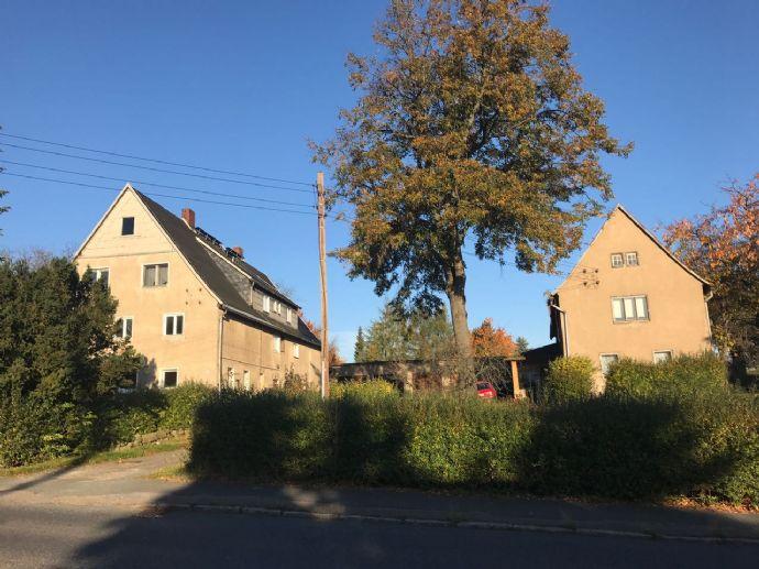 Vielseitig nutzbare Immobilie in Dippoldiswalde!!!!!! Was draus wird, bestimmen Sie!!!