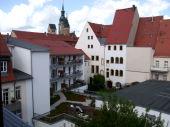 Dachgeschoss 2,5-Zimmer-Wohnung in der Freiberger Altstadt