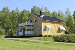 Landhaus in BJÖRKSELE