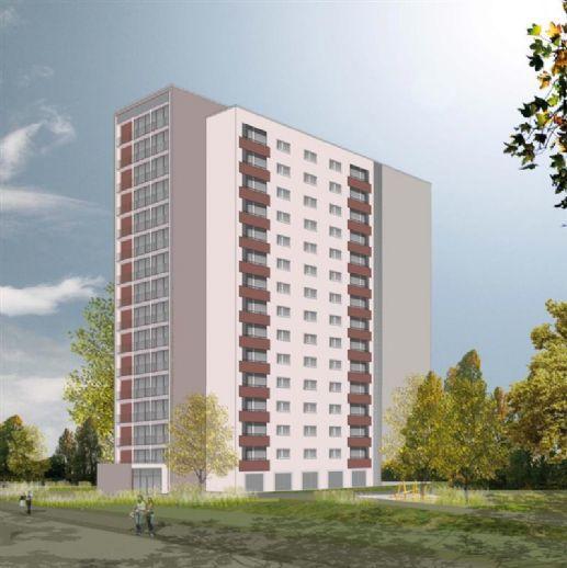 2 Zimmerwohnung mit Dusche und Balkon! Bei Anmietung im Juni 18 erhalten Sie 1 Monat kaltmietfrei!