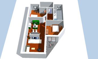 Dachgeschosswohnung in Bretten  - Bretten