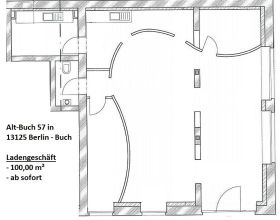 Einzelhandelsladen in Berlin  - Buch