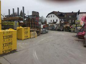 Lager mit Freifläche in München  - Berg am Laim