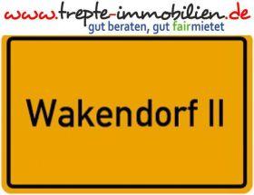 Etagenwohnung in Wakendorf
