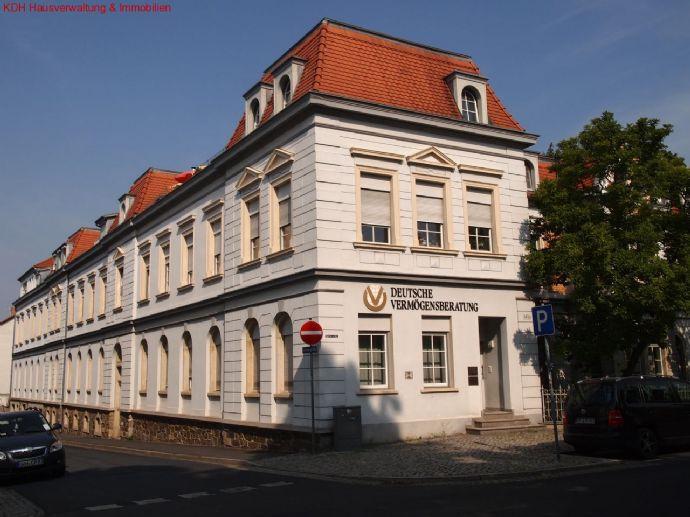 Erstbezug nach Vollsanierung: Dachgeschosswohnung im Villenviertel Großenhains