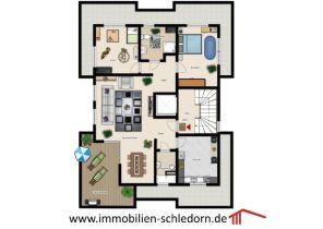 Penthouse in Oberhausen  - Sterkrade-Nord