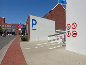 Stellplatz in Cuxhaven  - Cuxhaven