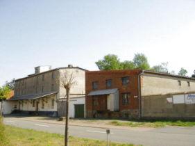 Halle in Gardelegen  - Taterberg