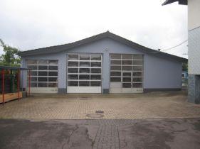 Halle in Weiskirchen  - Weiskirchen