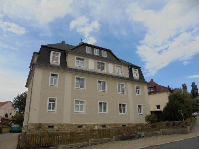 Sonnige 3-Raum-Wohnung in Rabenau zu vermieten