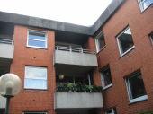 top sanierte und renovierte 2 Zi.- Wohnung mit Loggia in Rendsburg