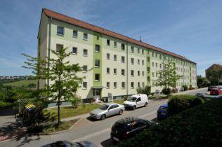 Etagenwohnung in Greiz  - Greiz
