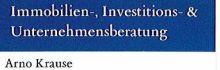 Arno Krause Immobilien-, Investitions- & Unternehmensberatung