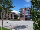Loggia mit Weserblick - Schicke  2 Zimmer Wohnung im Magellan Quartier...