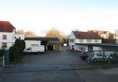 Lager mit Freifläche in Germersheim  - Germersheim